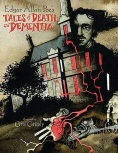 Stories of lost love, lost ways . . . and lost minds! Gris Grimlys mysterious, morbid, and macabre illustrations capture four Poe classics with an unmatchable ghoulish charm. This second installment o