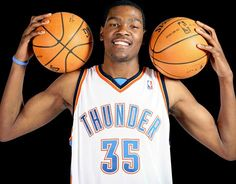 Kevin Durant (:
