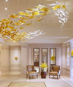 Lasvit – glass installations, sculptures and design lighting Luxury Lighting, Custom Lighting, Interior Lighting, Modern Lighting, Lighting Design, Ceiling Design, Lamp Design, Ceiling Lamp, Ceiling Lights
