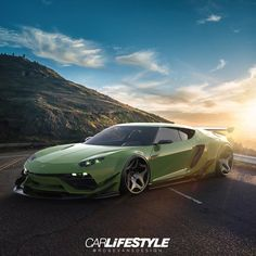 """""""Asterion • Render by @robevansdesign #CarLifestyle #Asterion #Lamborghini"""""""