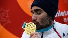 martin fourcade Beanie, Sports, Olympic Medals, Biathlon, Hs Sports, Excercise, Beanies, Sport, Exercise