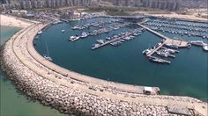 Ashdod Sea Park, Beach and Marina