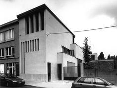 Marie-Jose Van Hee   Architecten - PAY   Laken, Belgium   1988