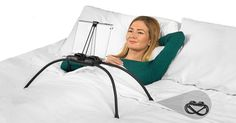 Tablift Tablet Stand for the Bed, Sofa, or Any Uneven Surface  #wireless #bluetooth #smartphone