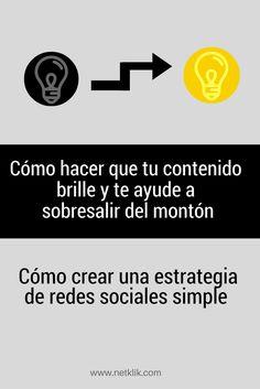 Descubre los 3 pasos que debes seguir para crear un estrategia de redes sociales simple que atraiga clientes y te permita sobresalir.