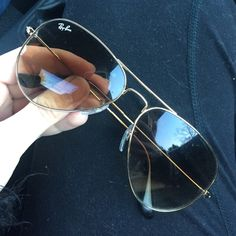 used ray ban aviator sunglasses for sale  ray bans brand new, never used! ray ban accessories glasses