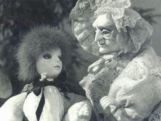 Červenáčik peháčik 1989     52-min Puppet, Garden Sculpture, Fairy Tales, Film, Outdoor Decor, Movie, Film Stock, Fairytail, Cinema