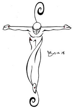 Jesus_tattoo.jpg (456×674)