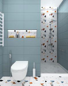 Bathroom Design Small, Bathroom Interior Design, Modern Bathroom, Home Room Design, Small Studio Apartment Design, Washbasin Design, Apartment Makeover, Toilet Design, Home Decor