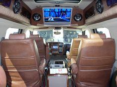 Chevy Kodiak Interior -- 6 Door