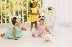 Coleção de verão Paraiso Moda Bebê