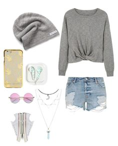 """""""1st Outfit 😝~Not hate~I would love to wear this!"""" by alyssa810 ❤ liked on Polyvore featuring Topshop, MANGO and Converse"""