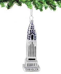 New York City Christmas Ornaments Nyc Ornament