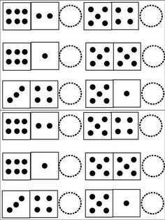 World's Fastest Mental Math Method English Worksheets For Kids, Kindergarten Math Worksheets, Preschool Learning Activities, Numbers Preschool, Homeschool Math, Math For Kids, Math Lessons, Math Centers, Subitizing