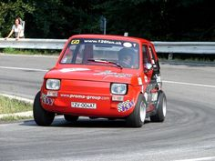 Fiat 126 #fiat Fiat 500, Fiat Abarth, Steyr, Sports Car Racing, Small Cars, Slammed, Cars And Motorcycles, Planes, Automobile