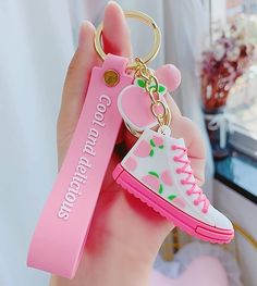 Check Out Cute Car Keychains. #cute #keychains #CarKeyChain #trendy #stylish #cool #keyrings Cute Keychain, Keychains, Cute Cars, Key Rings, Baby Shoes, Stylish, Girls, Check, Clothes