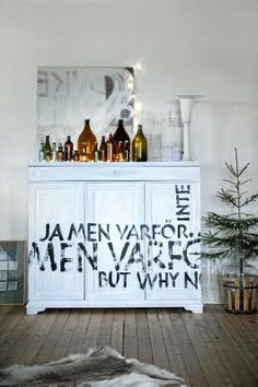 Lovenordic Design Blog: At home with...