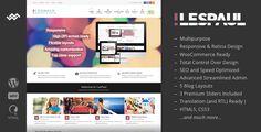 LesPaul (v3.0.1) Retina Responsive WordPress Theme download