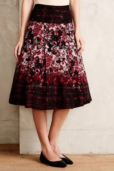 Tracy Reese Golden Hour Skirt in pink - anthropologie.com -- love this