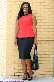 Curves and Confidence | A Miami Style Blogger: Beautifully Basic