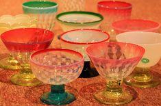 かき氷ガラス(Shaved ice Glass)
