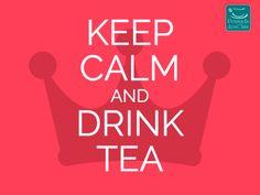 keep Calm and Drink Tea!!!  #cha #pousadadoschas #jurere #floripa #ilhadamagia