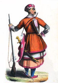 folk soldier costume - Google Search