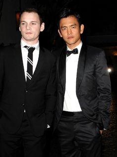 Anton & John Cho - Star Trek at Critics Choice Awards (2010)