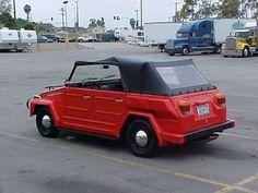 "Volkswagen 181 ""Kurierwagen""/""Thing"""