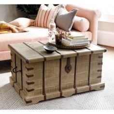 Ballard Designs Kashmir Storage Trunk