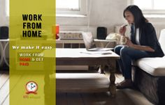 Work from home  and earn by working from home. For more visit http://www.ntsinfotechindia.com/