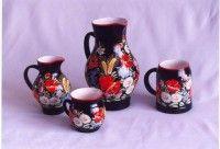 Chodská < Malovaná < Keramika | LUTA - lidová umělecká tvorba