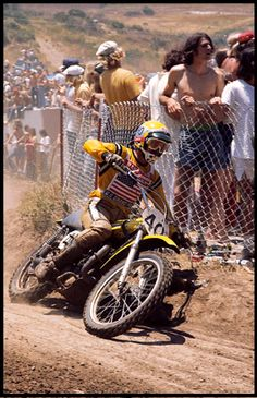 First USGP... From the early-'70s to the mid-'80s, Carlsbad was it—motocross' ultimate crucible. Yeah, you had your Trans-AMA events at Unadilla and Livermore and Rio Bravo and Puyallup, But no track or event was as hard-fought and bare-knuckle nasty as the annual 500cc world championship race at Carlsbad...