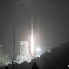 Lactualité spatiale de la semaine du 9 au 15 juillet : Progress Cygnus OA-9 et 2 Long March https://ift.tt/2O0qXlc #espace #astronautique #lanceur #lancement #fusée #technologie #satellite  Photo : Long March 3A