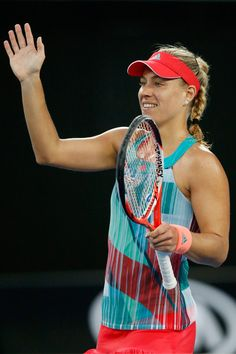 Angelique Kerber Photos - 2016 Australian Open - Day 4