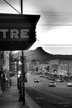 Taken from the Elks Theater on Gurley Street with Thumb Butte in the background. State Of Arizona, Arizona Usa, Prescott Arizona, Elks, Mountain Man, Private School, New Mexico, Summer 2014, Childhood Memories