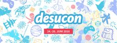 Desucon 11, 2016 - Lillestrøm, Norge, 24. - 26. Juni 2016 ~ Anime Nippon~Jin - Kagi Nippon He