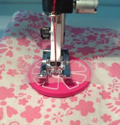 Sew on a Button