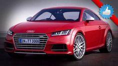 New 2015 Audi TT-S Coupe: 2014 Geneva Motor Show Preview