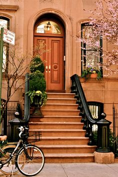 Brooklyn brownstone?