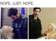 Colin/Hook & Jen/Emma