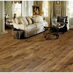 From Floor And Decor Dorado Brown Oak Solid Hardwood 3 4in X 4