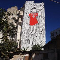 Nouvelles Peintures murales dans les Rues d'Italie par Millo (7)
