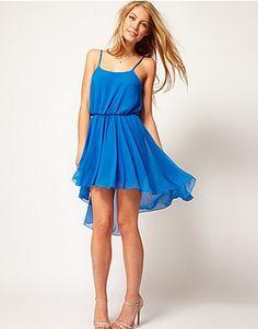 Love Dress Hi Lo With Cami Straps @Uyen-Thuy N @Mina M @Barb Aber Bridesmaid dresses?