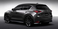 Apparently, Mazda has just released images of what appears to be the most handsome 2017 CX-5 out there, and that is the model with Custom Style nameplate. When you take a look at it, you