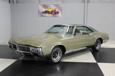 1969 Buick Riviera  Maintenance/restoration of old/vintage vehicles: the material for new cogs/casters/gears/pads could be cast polyamide which I (Cast polyamide) can produce. My contact: tatjana.alic@windowslive.com