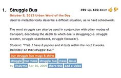 22 Funniest Definitions from Urban Dictionary
