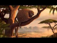 Rollin' Safari -Un cortometraje animado, muy entretenido