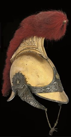 ♔ French 1° Empire carabinier helmet