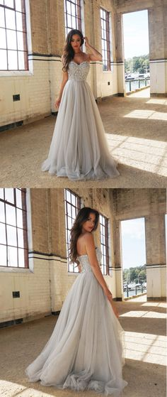 Elegant A-Line Evening Dress,New Arrival A-Line Prom Dress,Spaghetti Straps Floor-Length Prom Dress with Beading,Plus Size Prom Gown,Sweetheart Formal Dress,Prom Dresses,SD54